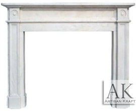 English Regent Fireplace Mantel Sale
