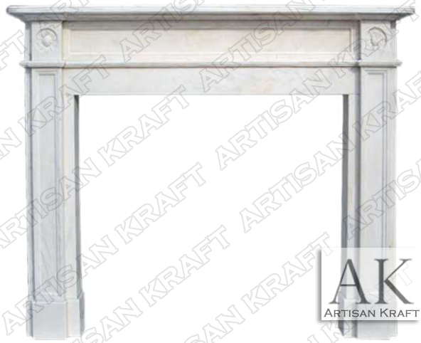 English-Regent-II-Marble-Fireplace-Sale