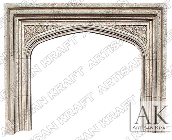 English-Tudor-Fireplace