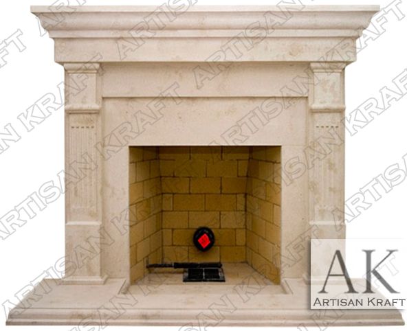 Fireplaces-Cast-Stone-Bradford-Mantel-Sale