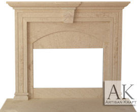 Freemont Traditional Mantel Facing