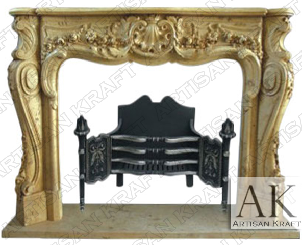 French-Style-Victoria-Fireplace-Marble-Mantel