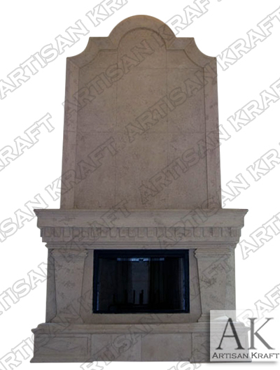 Grand-Ionic-Cast-Stone-Fireplace
