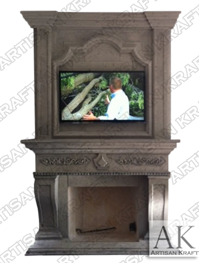 Leon-Custom-Cast-Stone-Mantel-Fireplace