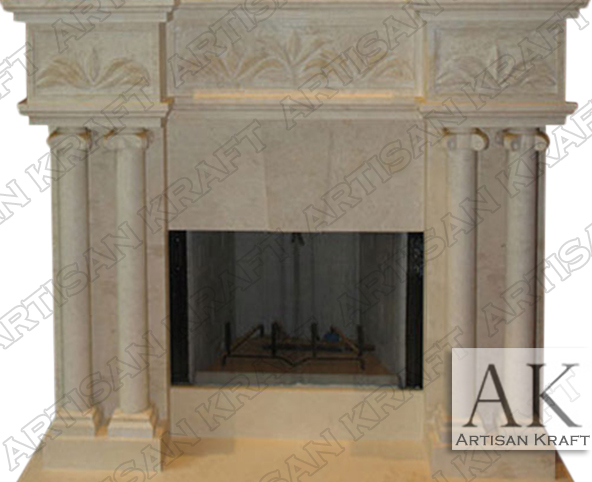 Tuscany-Marble-Mantel-Antique-Fireplace