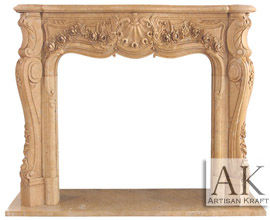Victoria Marble Fireplace