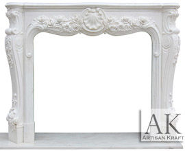 Victoria Marble Fireplace Sale French Style