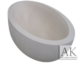 Limestone Oval Soaking Tub Stone Bathtubs
