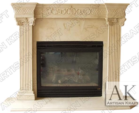 Windsor-Cast-Stone-Fireplace-Surround