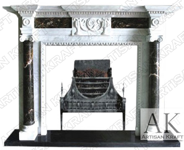 Yorkshire-Fireplace-Marble-Mantel