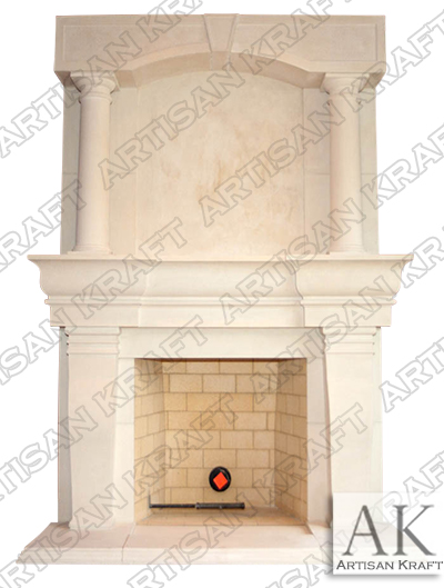 atlanta-column-overmantel-fireplace-cast-stone