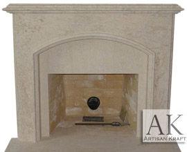 Avalon Fireplace Mantel