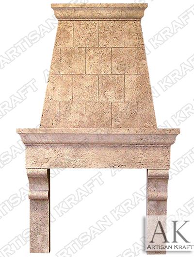 cast stone overmantel precast fireplace surround