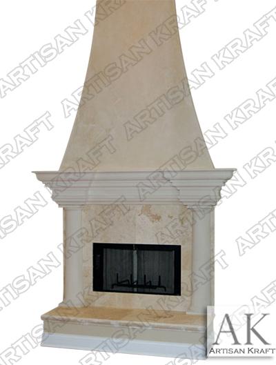 mesa-column-faux-cast-stone-overmantel