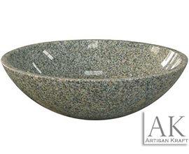 Speckled Granite Sink