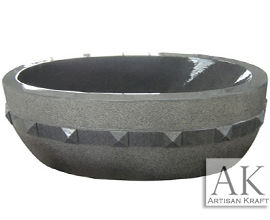 Granite Freestanding Tub Grey