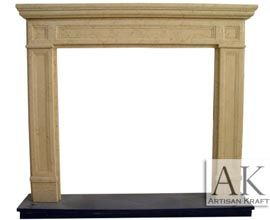 Stella Modern Fireplace Surround Facing