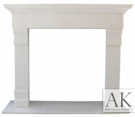 Winnetka Fireplace Marble Sale