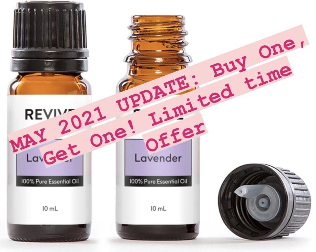 revive lavender essential oils review