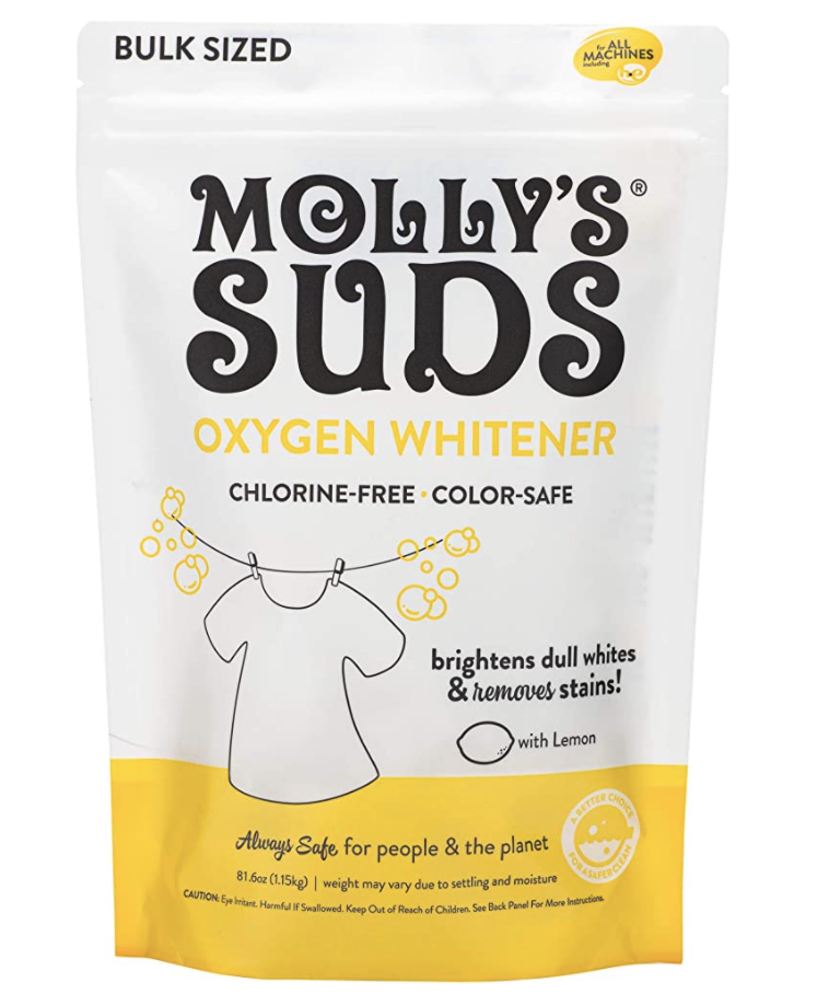 Molly suds laundry detergent