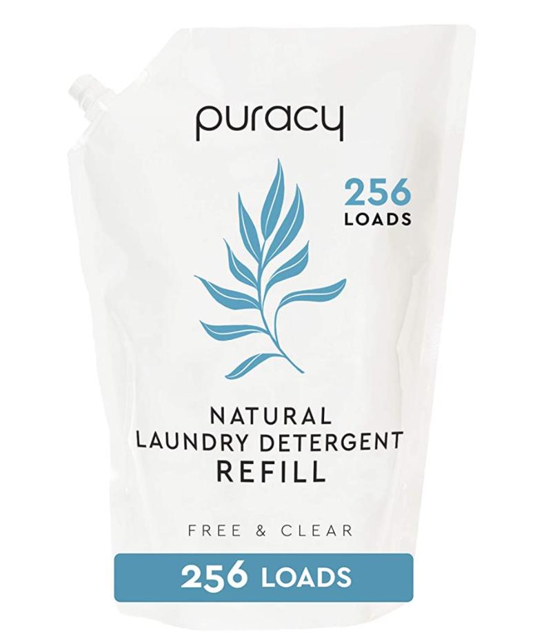 5 best laundry detergents