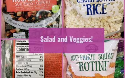 Salad and Veggies Made Easy