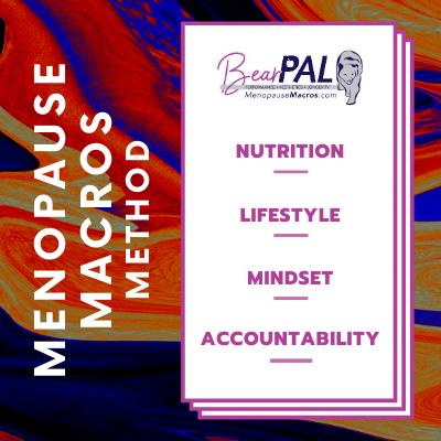 Menopause Macros Method
