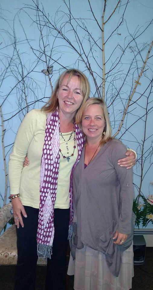 Hosting Lorraine Murray of Teach Children Meditation