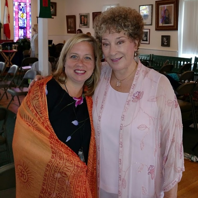 Working with Anne Gehman