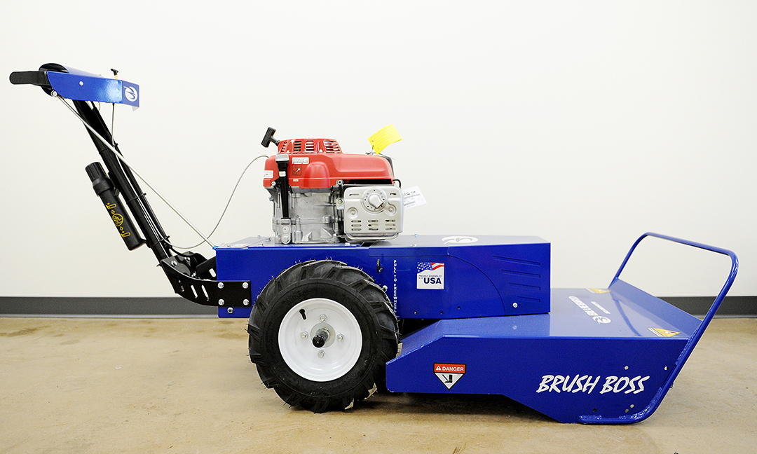 Bluebird Walk-Behind Brush Cutter Rental