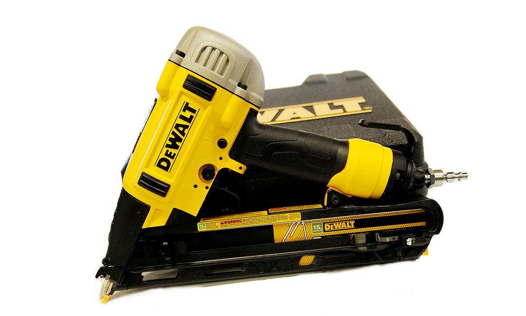 DeWalt 15 Gauge Finish Nailer rental