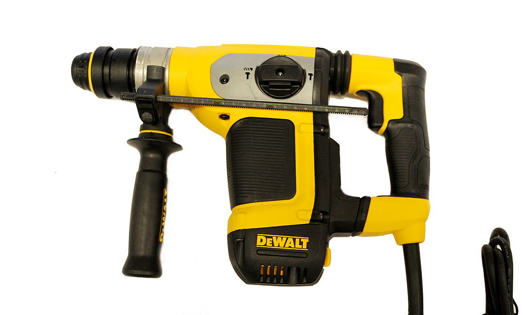 DeWalt 1-1/8 inch SDS+ Combination hammer rental