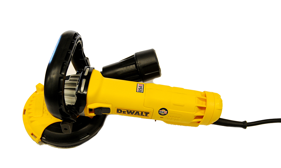 DeWalt surface grinder rental