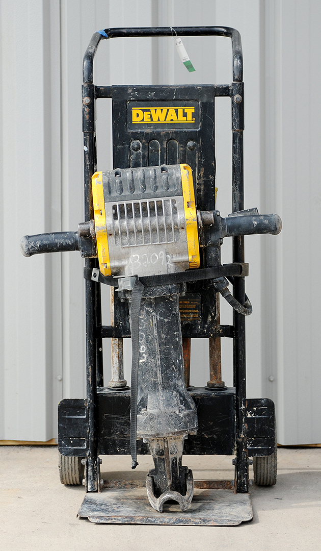 DeWalt Demolition Hammer Rental