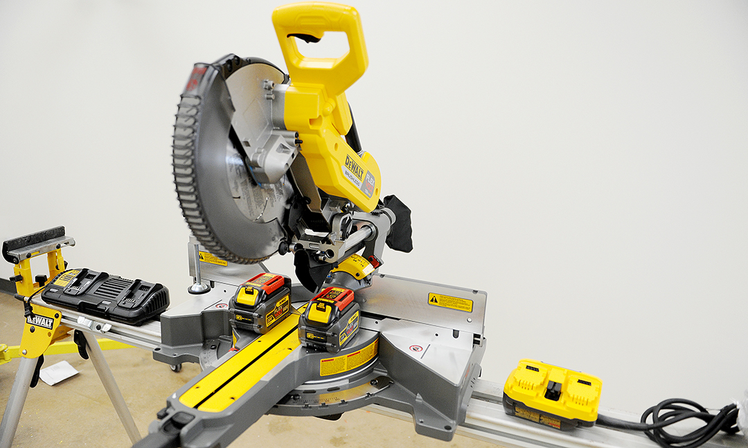 Rent a DeWalt 12 inch Miter Saw