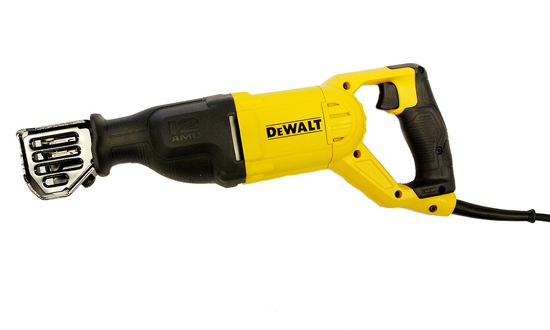 DeWalt 12 amp Reciprocating Saw Rental