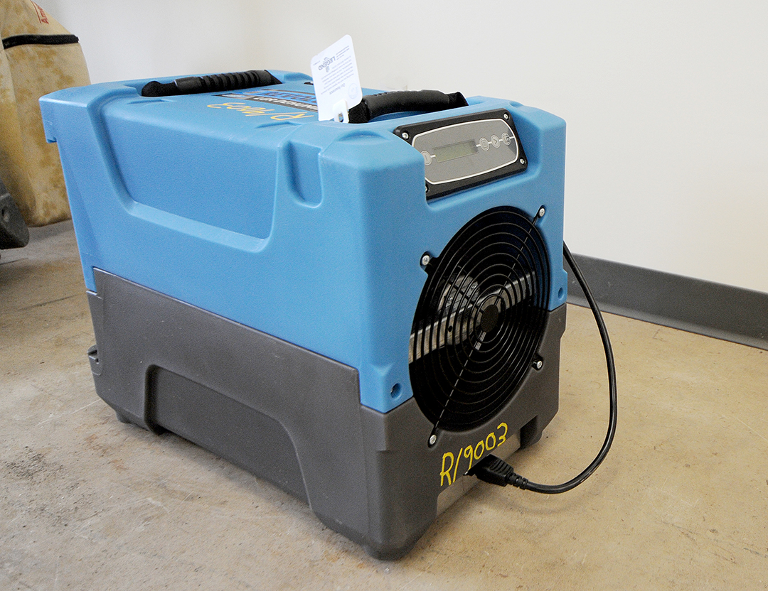 Rent a dehumidifier from Bear Rental