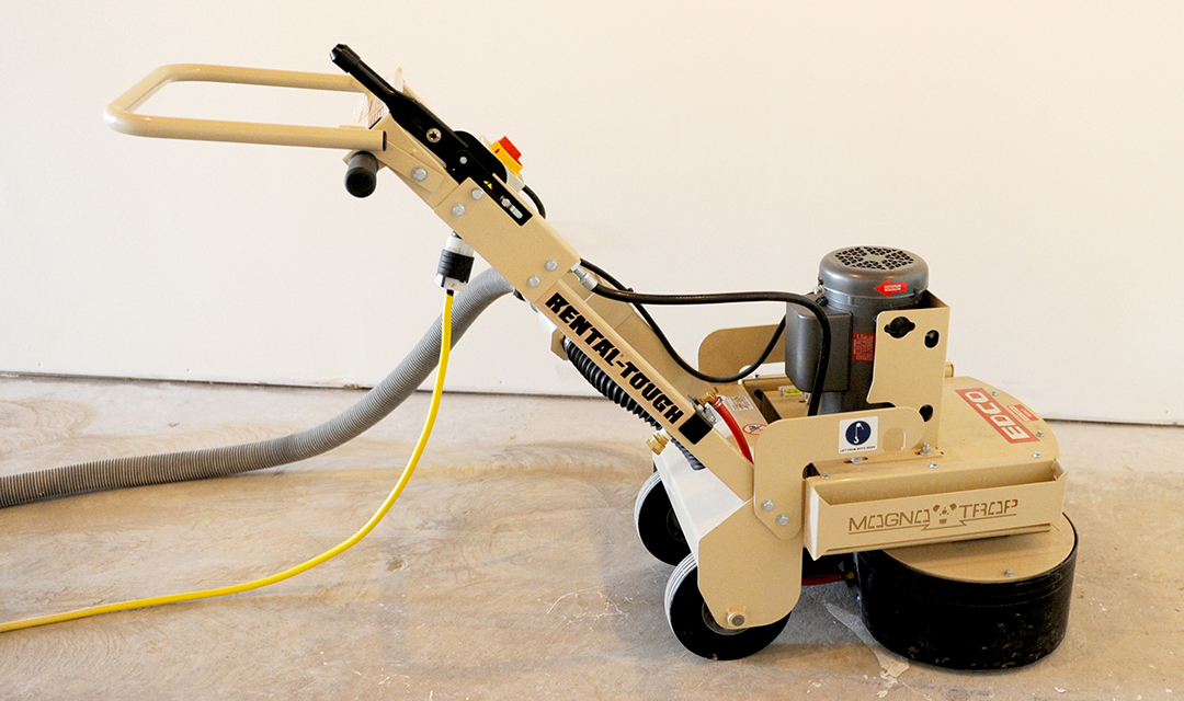 Edco Dual-Disc Floor Grinder Rental