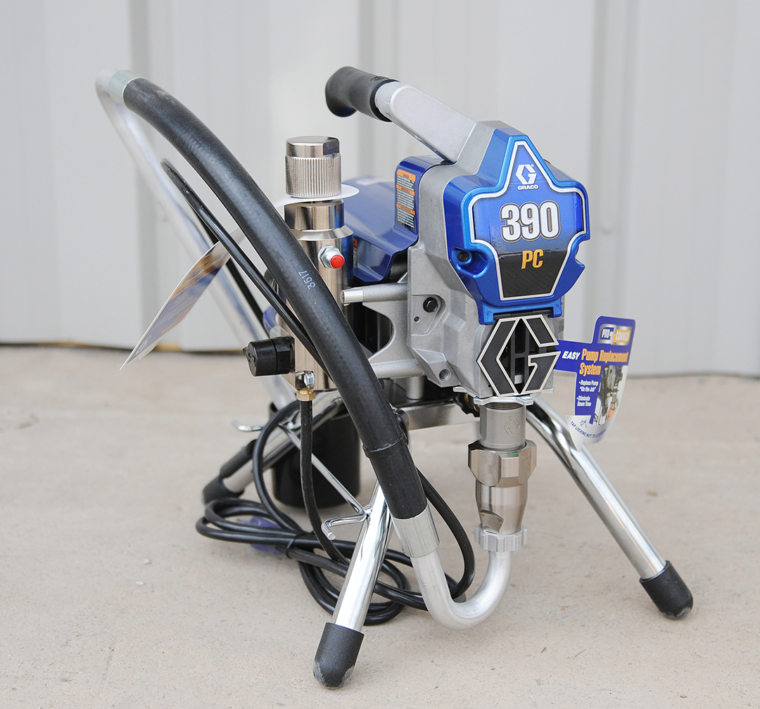 Graco Paint Sprayer Rental