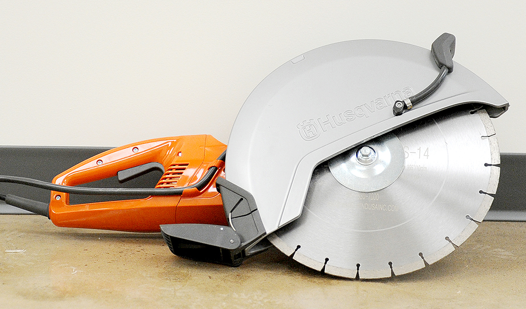Husqvarna Wet Saw Rental