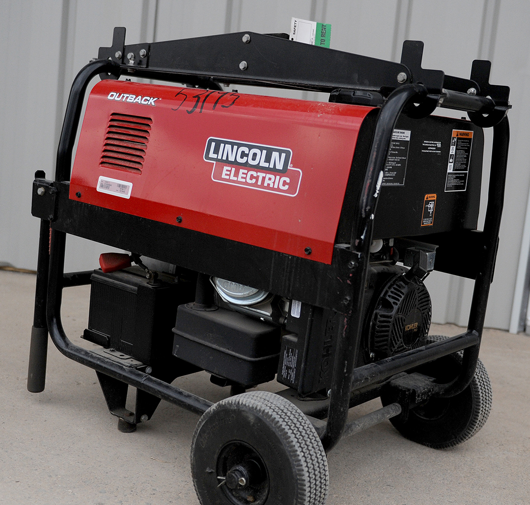 Portable Welder rental