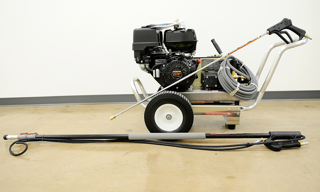 power washer rental