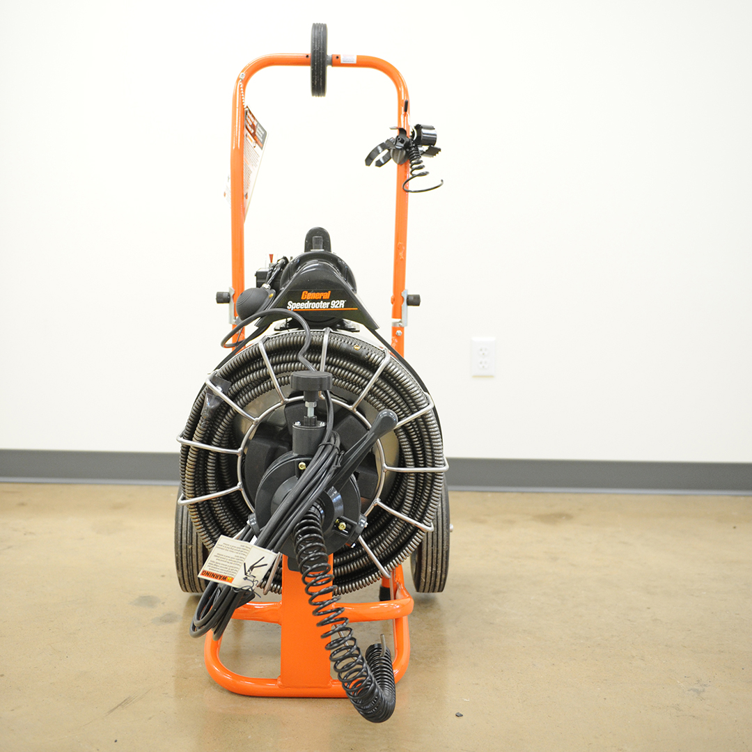 Speedrooter 92 Drain Cleaning Machine Rental