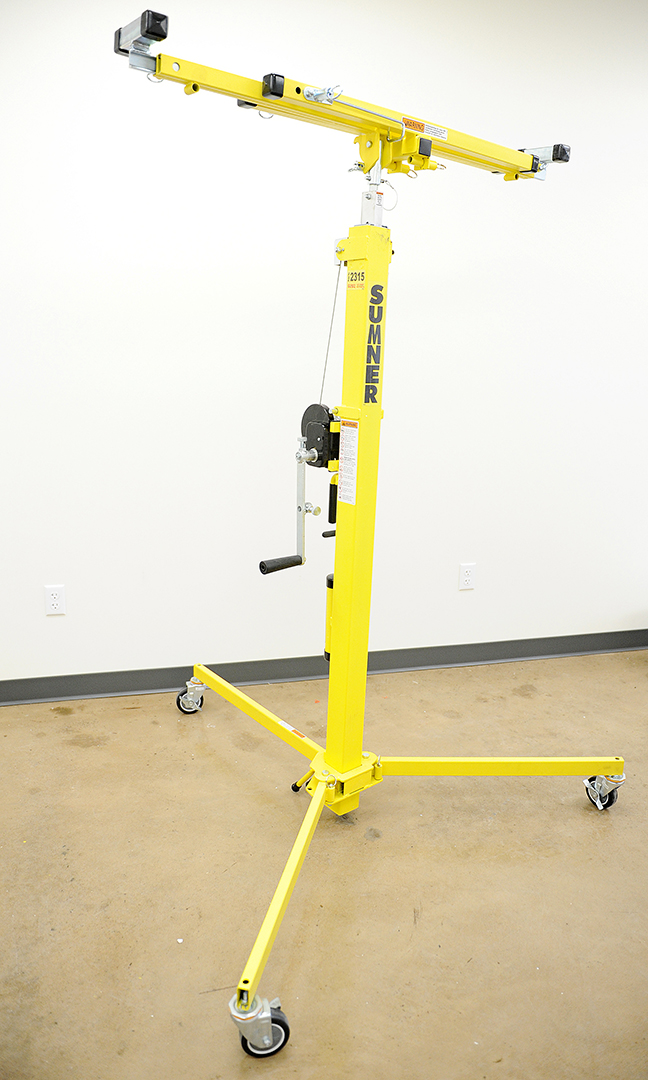 Sumner 15 foot drywall lift rental