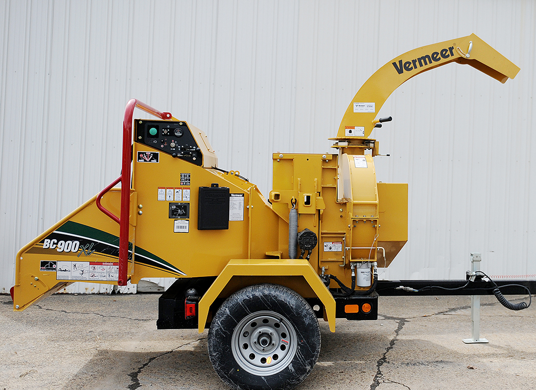 Vermeer Wood Chipper Rental