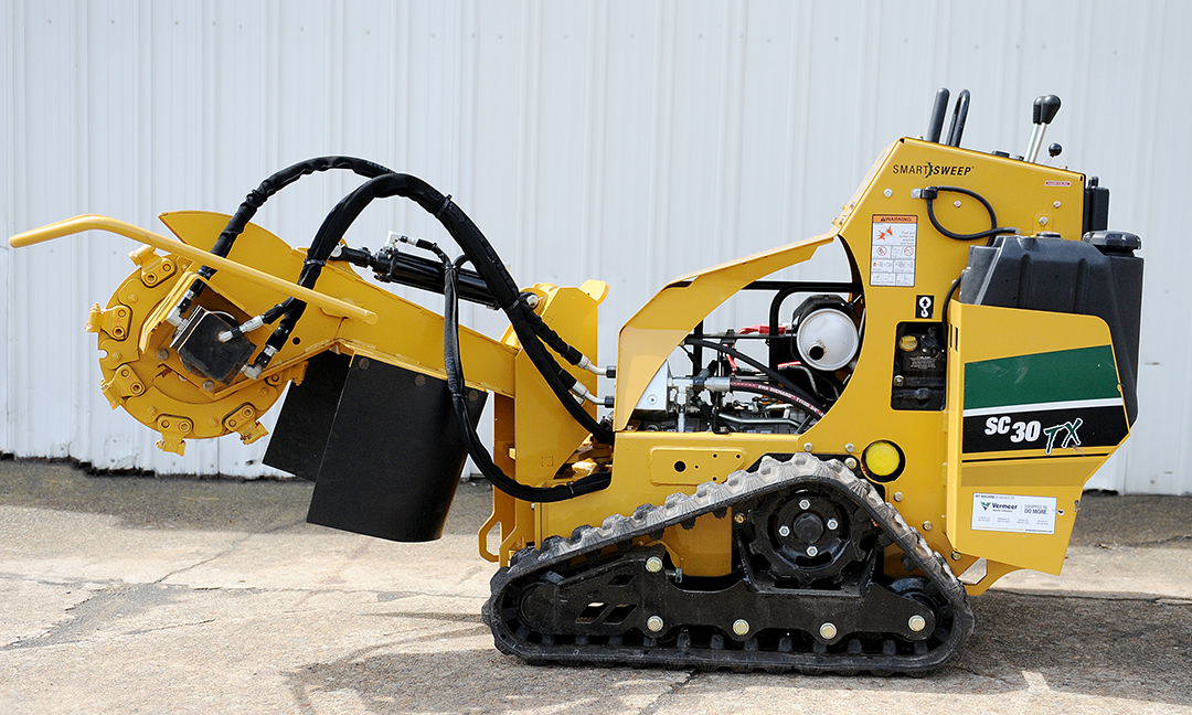 Vermeer Stump Grinder Rental