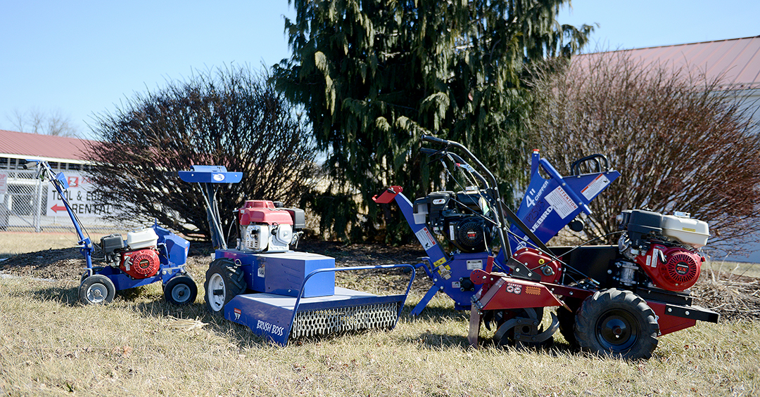 Collection of Lawn and Garden Rental Items