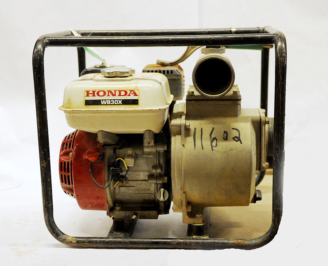 Honda Water Pump Rental