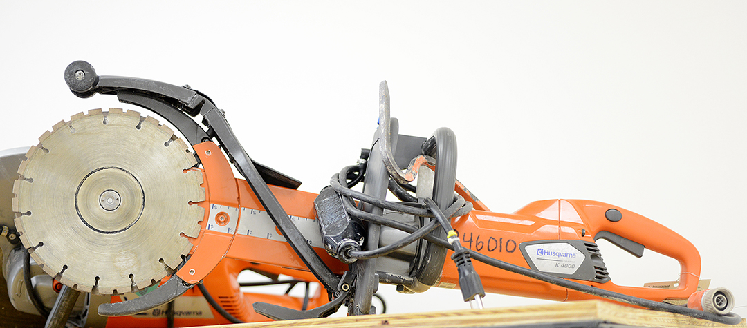 Husqvarna Cut-N-Break saw rental