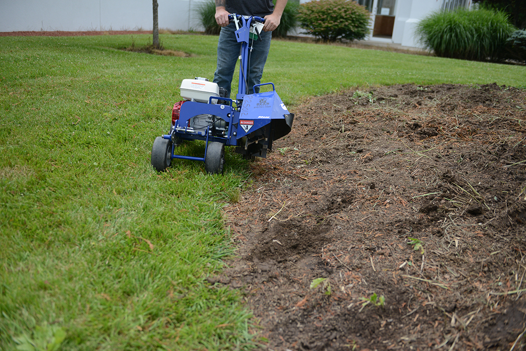 Learn how to use a bed edger in this blog post